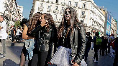 Madrid, Barcelona, Sevilla, Bilbao son algunos de los destinos más demandados en el puente de los Santos