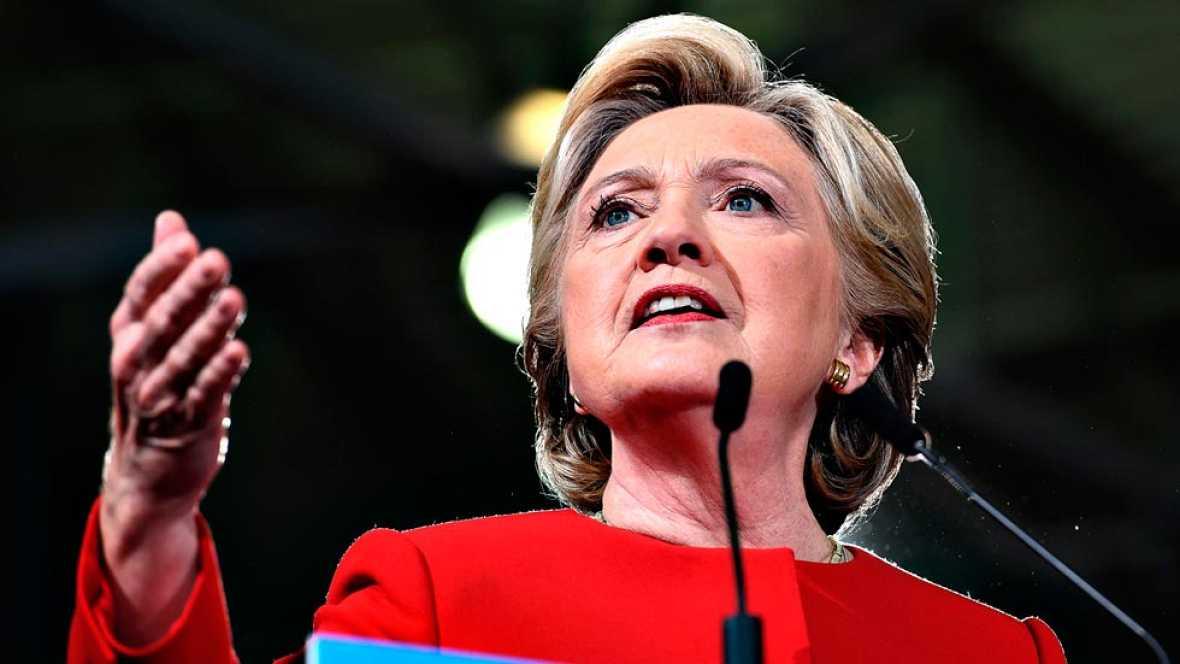 Las especulaciones sobre los correos de Hillary Clinton marcan la campaña en Estados Unidos