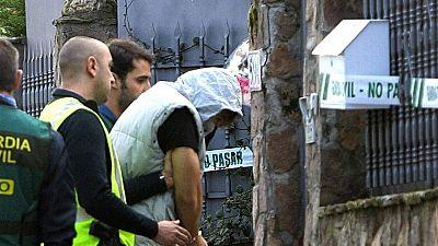 El presunto asesino de Pioz relató supuestamente a un amigo el crimen en tiempo real por Whatsapp