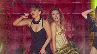 Las chicas de OT 1 cantan 'Lady Marmalade'