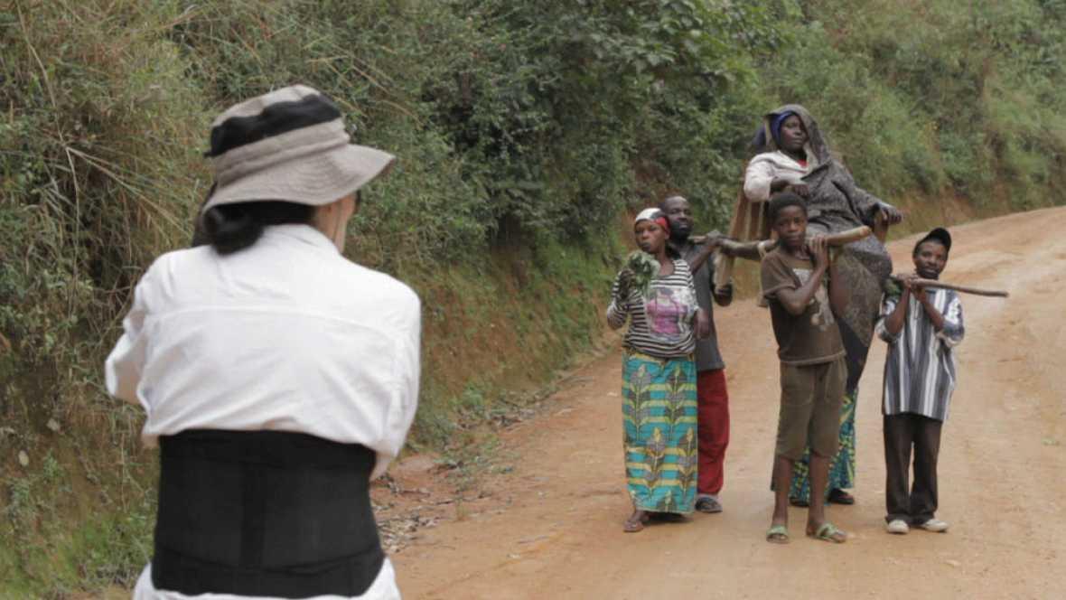 """Imprescindibles - Angalía Mzungu (""""mira al blanco""""). Isabel Muñoz - ver ahora"""