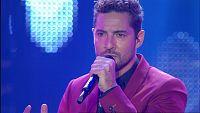 David Bisbal canta 'Y si fuera ella' en el concierto de OT