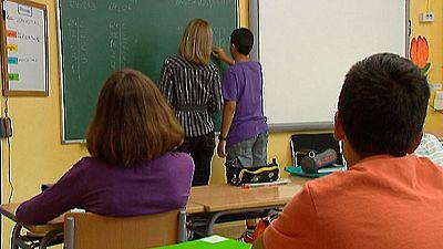 El 900 018 018 es desde hoy el teléfono que el Ministerio de Educación pone en marcha contra el acoso escolar