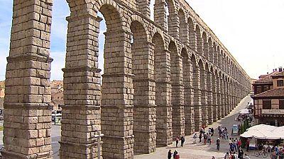 El acueducto de Segovia no tiene la edad que se creía