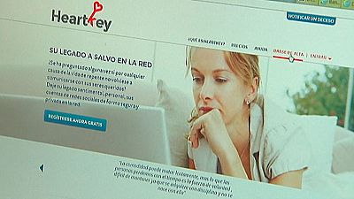 Una web permite al usuario después de fallecer dejar su  última voluntad sobre su rastro en internet a sus seres queridos