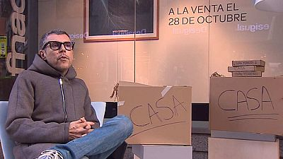 Iván Ferreiro publica nuevo disco en solitario, 'Casa'
