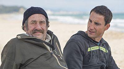 La esclerosis múltiple como telón de fondo en la nueva película '100 metros'  por Dani Rovira