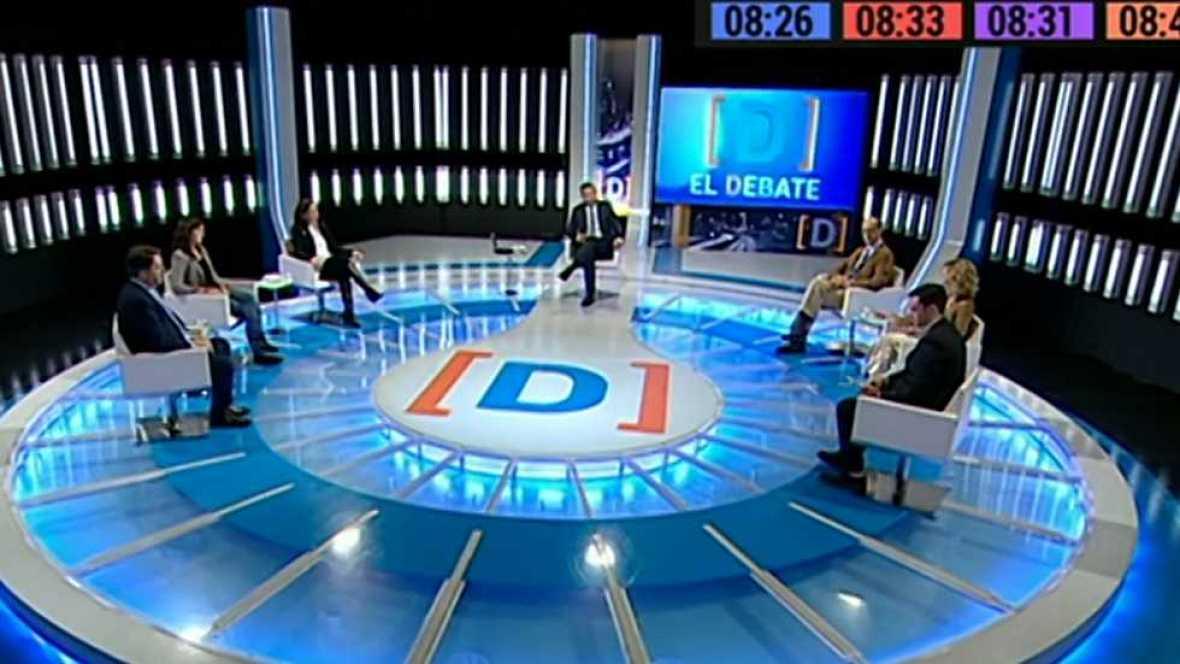 El debate de La 1 - 02/11/16 - ver ahora