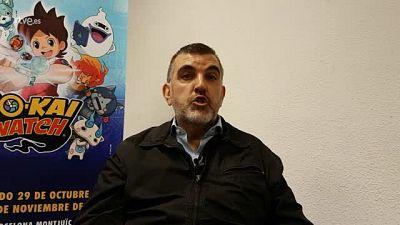 Tras un Salón Manga de récord, Carles Santamaría ya piensa en el próximo