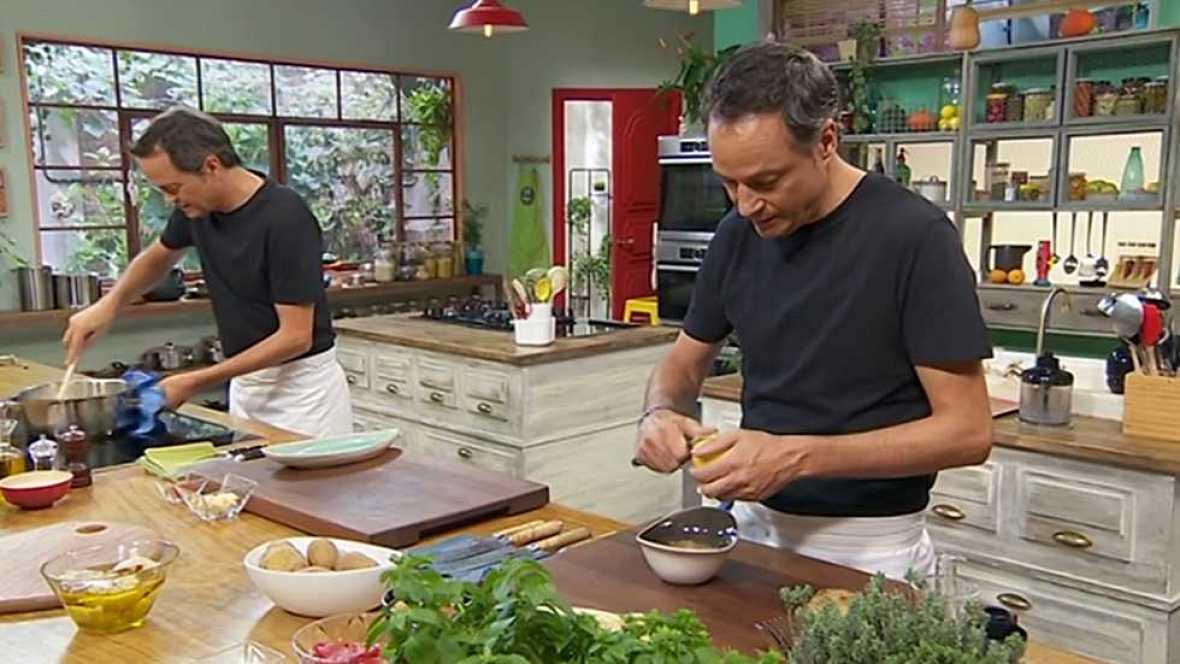 Torres en la cocina tapas y pinchos torres en la cocina - Television en la cocina ...
