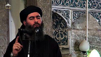 El líder del Estado Islámico llama a resistir en Mosul y lanzar una guerra total