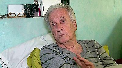 Un anciano derriba a un ladrón y se convierte en un héroe en Chile