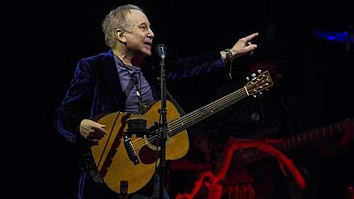 Paul Simon, de Simon and Garfunkel, presenta su nuevo disco, 'Stranger to stranger'