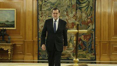 Rajoy prescinde de Fernández-Díaz, García Margallo y Morenés y mantiene a Santamaría como vicepresidenta