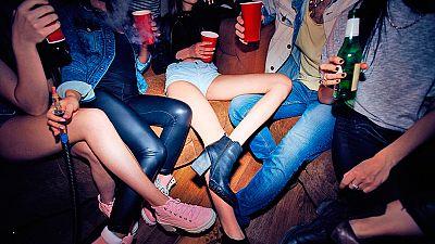 El 22% de los adolescentes se ha emborrachado en el último mes