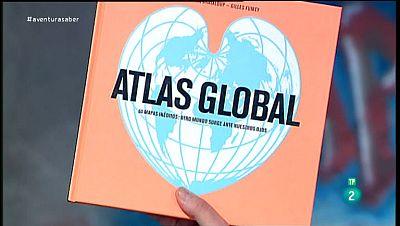 La Aventura del Saber. Sección 'Libros recomendados'. Atlas Global. Editorial Cátedra