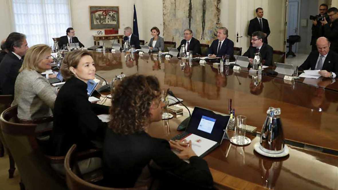 Telediario online a la carta for Clausula suelo consejo de ministros