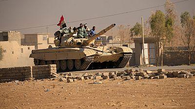 Unas 2000 personas logran escapar de Mosul ante el recrudecimiento de los combates