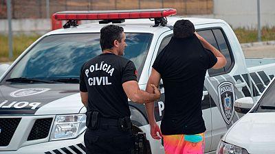 Las autoridades brasileñas no encuentran indicios de delito en el supuesto cómplice de Pioz