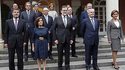 Informe Semanal - El nuevo gobierno de Rajoy - ver ahora