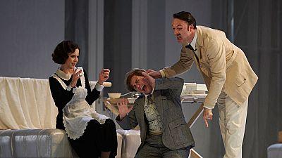 El Liceo de Barcelona presenta Las Bodas de Fígaro del director teatral Lluis Pasqual