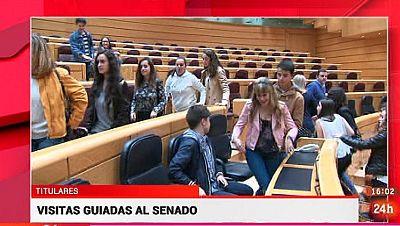 Parlamento - Parlamento en 3 minutos - 05/11/2016