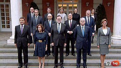 Parlamento - El foco parlamentario - El nuevo gobierno - 05/11/2016