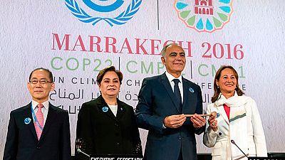 Marrakech acoge una nueva cumbre de cambio climático que quiere poner el acento en lograr una mayor justicia medioambiental
