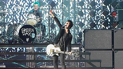 Entrega de premios de la música europea EMA de la MTV en Rotterdam