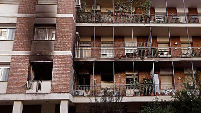Mueren una mujer de 104 años y su hija de 85 años en un incendio en Sevilla