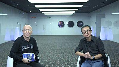 Página Dos - Cixin Liu - ver ahora