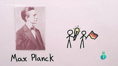 Órbita Laika - Física en un minuto o dos - Orígenes de la teoría cuántica