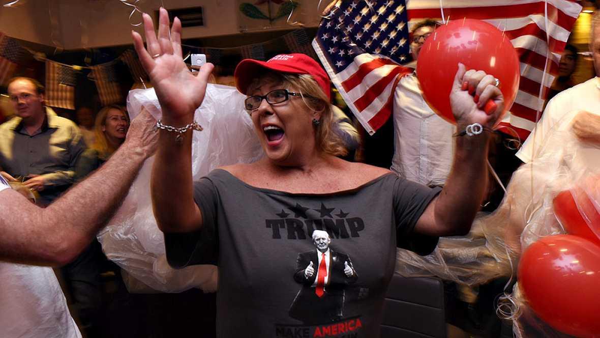 """""""Es la victoria de los perdedores de la globalización y de los conservadores morales"""""""