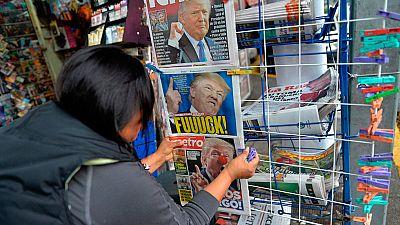 México recibe con inquietud la victoria de Trump