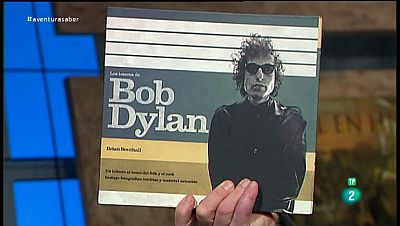 La Aventura del Saber. TVE. Sección 'Libros recomendados'. 'Los tesoros de Bob Dylan' de Brian Southall