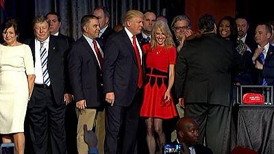 Los colaboradores más cercanos de Trump, principales aspirantes a formar parte de su gobierno
