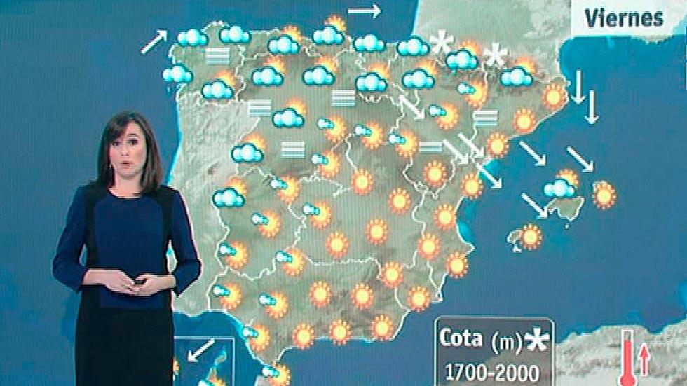 El tiempo lluvias en galicia avisos por viento - El tiempo torreblanca castellon ...
