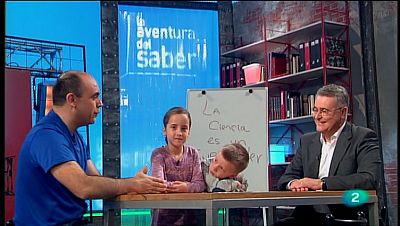 La Aventura del Saber. TVE. Taller de ciencia. Javier Fernández Panadero. El azar