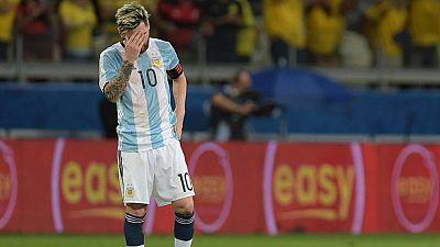"""Messi: """"Vamos a salir de esta situación"""""""