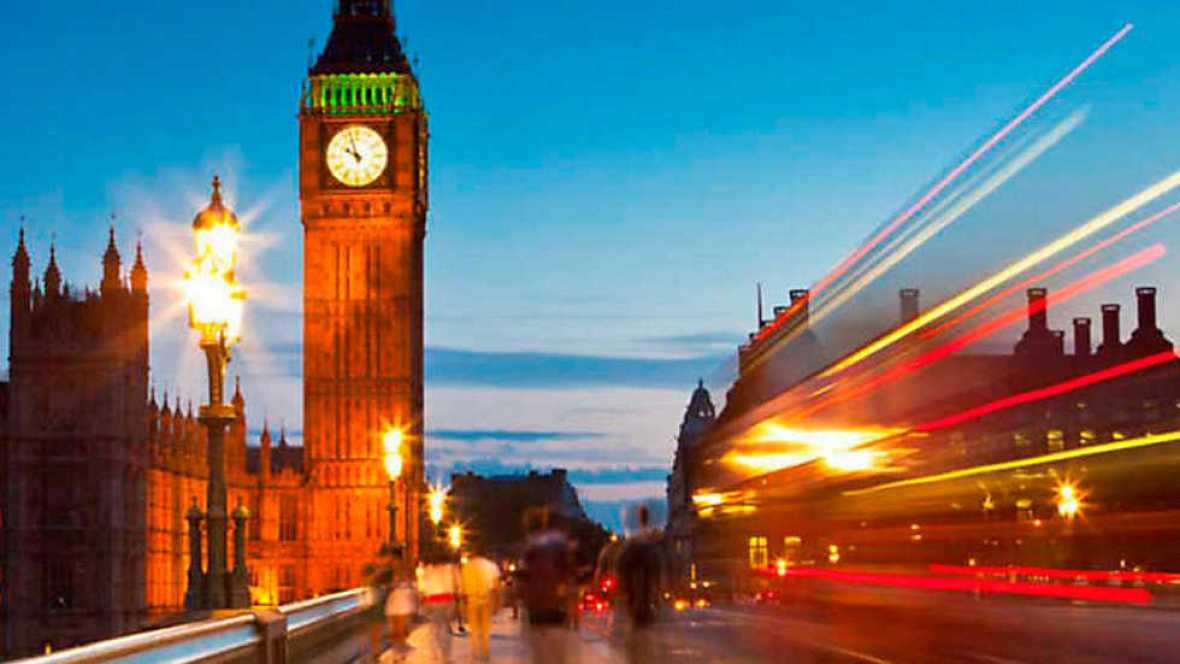 El escarabajo verde - A la hora de Londres - ver ahora