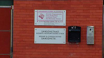 Abusos sexuales a una decena de menores tutelados por la Diputación de Álava