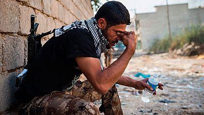 La ONU denuncia el asesinato de 70 civiles en Mosul