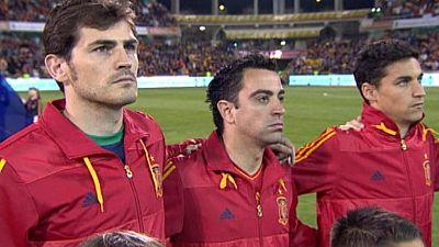 España siempre ha ganado en Granada