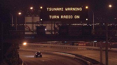 Un terremoto de magnitud 7,8 sacude Nueva Zelanda seguido de un tsunami