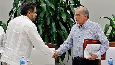 Nuevo acuerdo de paz en Colombia alcanzado entre el Gobierno y las FARC