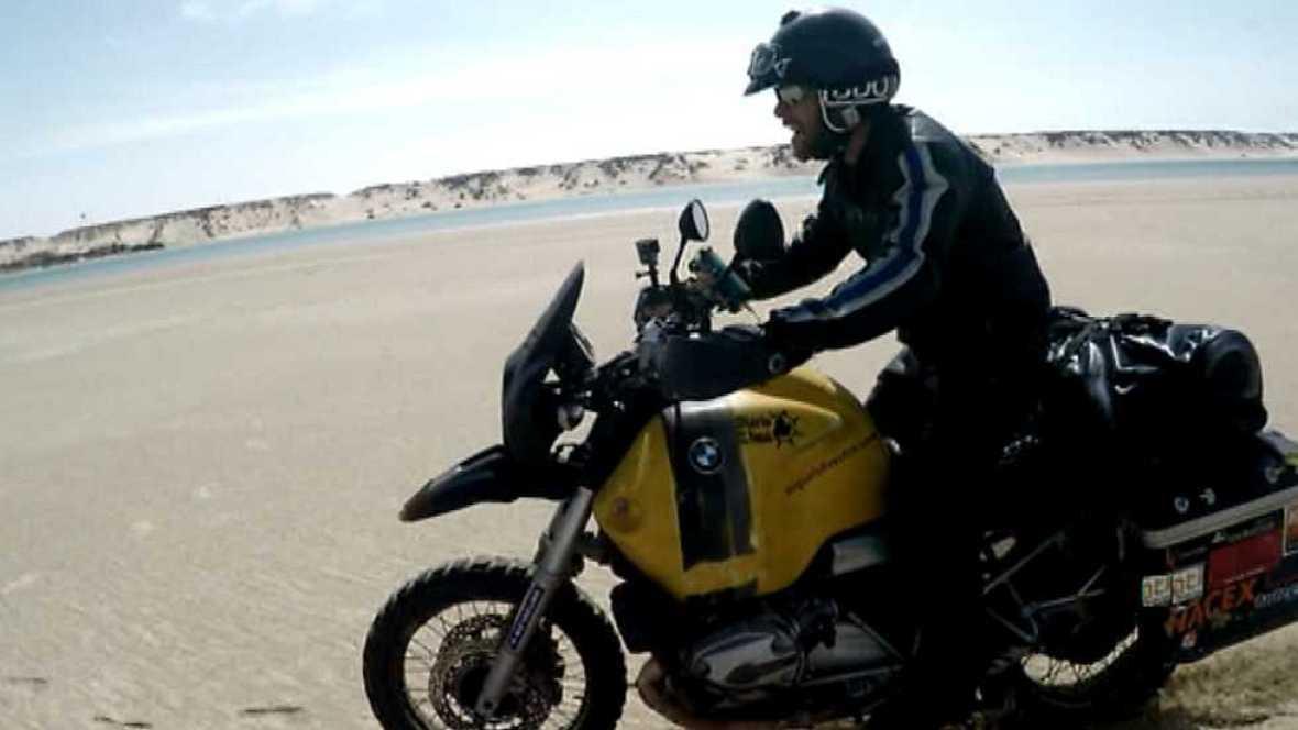 Diario de un nómada - De Tarfaya a Villa Cisneros - ver ahora