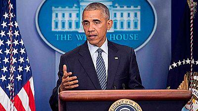 Obama asegura que Trump está comprometido con la OTAN y con sus aliados