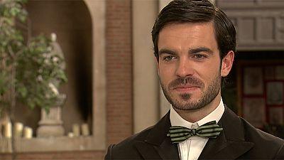 Ander Azurmendi es Fernando en 'Acacias 38'