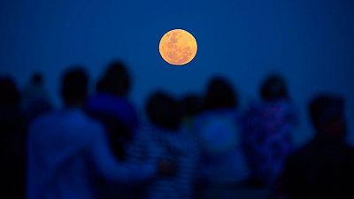 Así se vivió la 'Superluna' en España (y en el mundo)