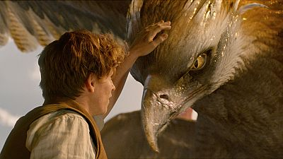 'Animales fantásticos y donde encontrarlos' llega a los cines para exprimir el universo de Harry Potter
